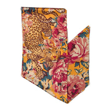 Load image into Gallery viewer, Leopard neck scarf, Powder