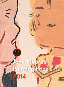 Front cover of the John Moores Painting Prize 2014 Catalogue featuring the winning painting.