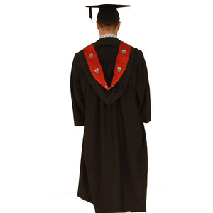 Aston University Bachelor Graduation Gown Hire - back