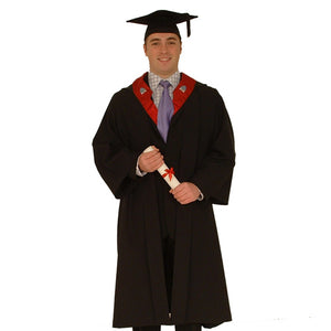 Aston University Bachelor Graduation Gown Hire