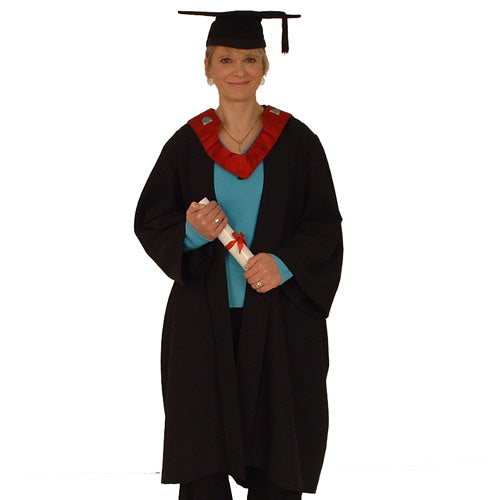 Masters Gown Hire - University of Brighton