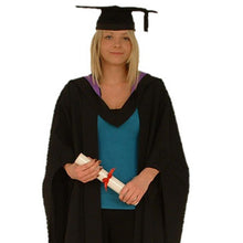 Load image into Gallery viewer, Edge Hill University Bachelor Graduation Gown Hire