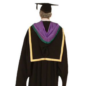Masters Gown Hire - Edge Hill University