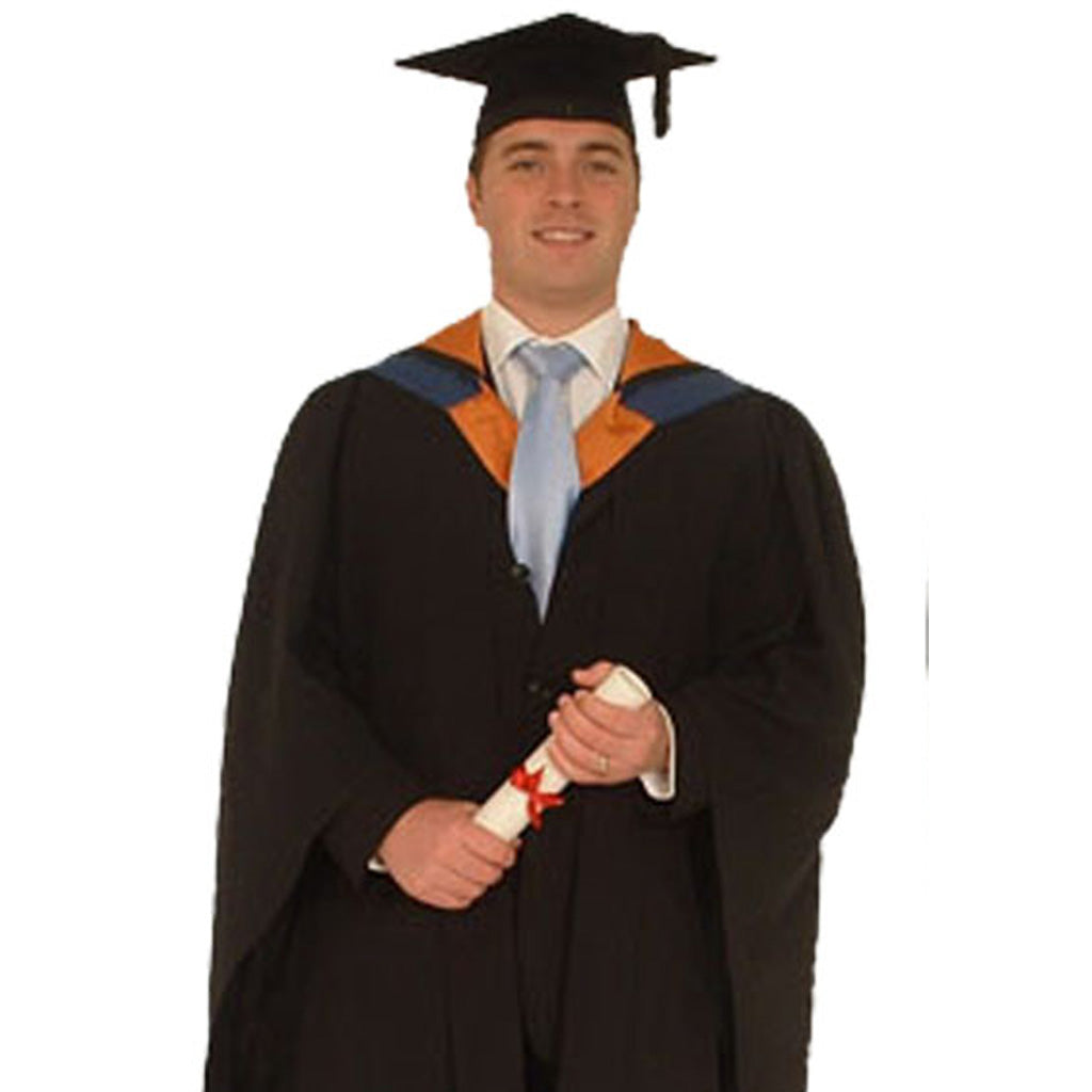 Integrated Masters Graduation Robes (New) - Plymouth