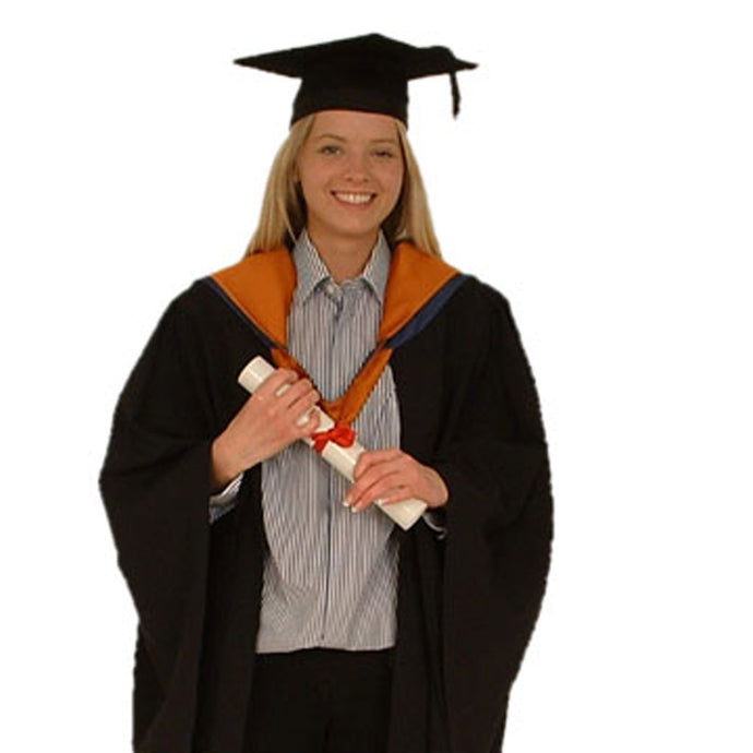 University of Plymouth Bachelor Graduation Gown Hire