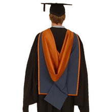 Load image into Gallery viewer, Masters Gown Hire - University of Plymouth