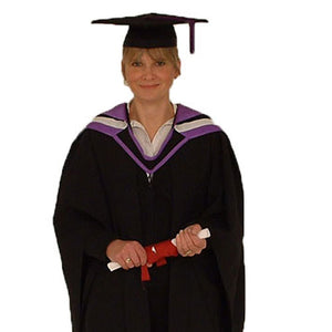 Bachelor of Art Gown Hire - University of Portsmouth