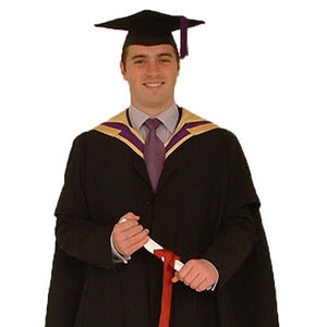 MBA Gown Hire - University of Portsmouth