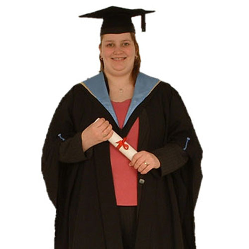University of Southampton BSc graduation gown