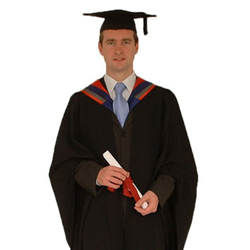 Integrated Masters Gown Hire - Staffordshire University