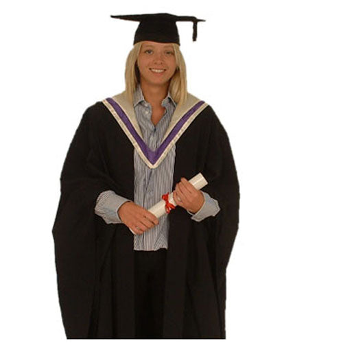 University of Winchester Bachelor Graduation Gown Hire