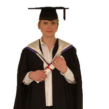 Load image into Gallery viewer, Masters Gown Hire - University of Winchester