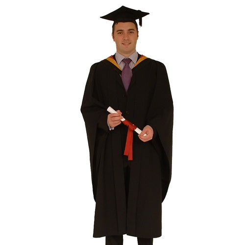 University of Wolverhampton Bachelor Graduation Gown Hire