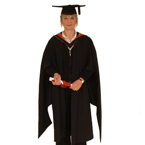 Masters Gown Hire - University of Wolverhampton