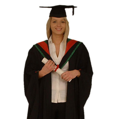Aberystwyth University Bachelor Graduation Gown Hire