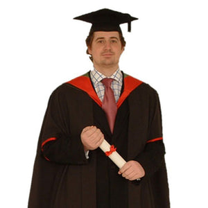 Masters Gown Hire - Aberystwyth University