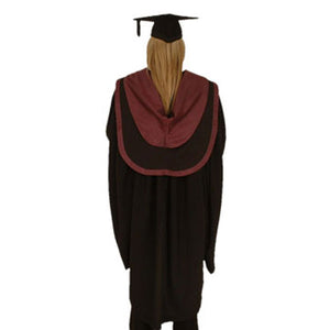 Plymouth Marjon University Bachelor Graduation Gown Hire