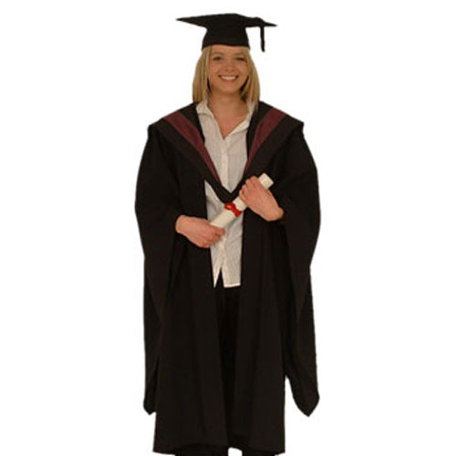Foundation Gown Hire - Plymouth Marjon University