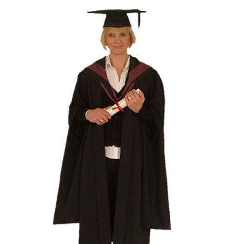 PGCE Gown Hire - Plymouth Marjon University