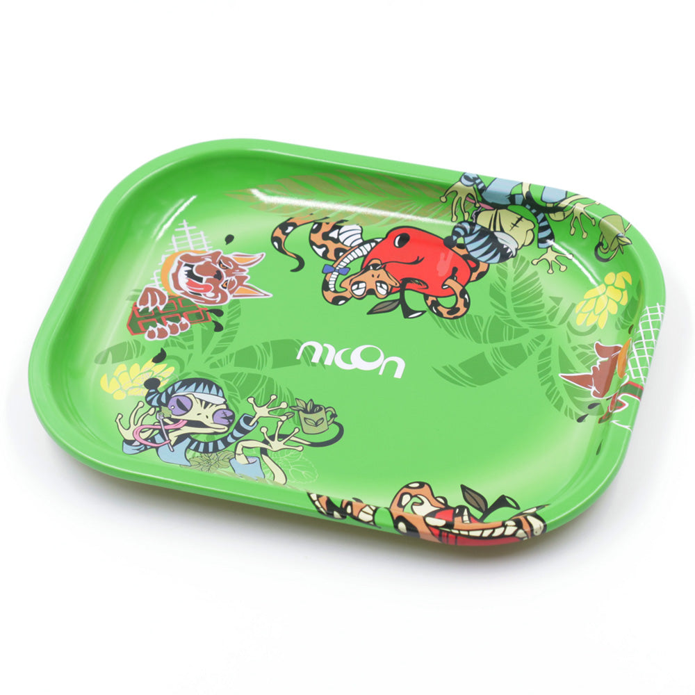 Small Rolling Tray, 180mm * 140mm * 15mm, MOON Brand, 3 Color Options Available, for MOON Lover