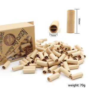 1000pcs, 7*18mm, Pre-rolled Tips