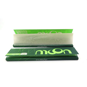 250 Booklets King Size, 108*44mm, Pure Hemp Rolling Papers 1600*5 Leaves, Product Video Inside,You May Follow Us on Instagram to Win One Box By Free