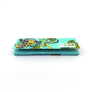 20 Booklets 1 1/4, 77*44mm,  Finest Flavor Rolling Papers 800 Leaves, Mint