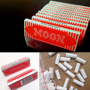 150 Booklets Short Size, 70*36mm, Ultra Thin Tobacco Rolling Paper 2500*3 Leaves, HOT Sales