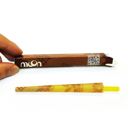 150 Cones in Flavor Rolling Papers, Chocolate