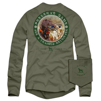 TRAINED RETRIEVER LONG SLEEVE