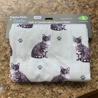 CAT BREED PAJAMA BOTTOMS