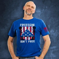 FOLDED FLAG T-SHIRT
