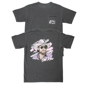 HANK POCKET TEE