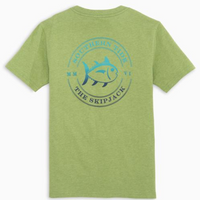 YOUTH SS COASTAL SKIPJACK TEE