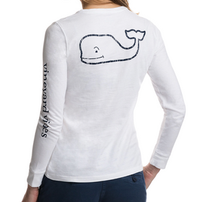 White Whale Long Sleeve