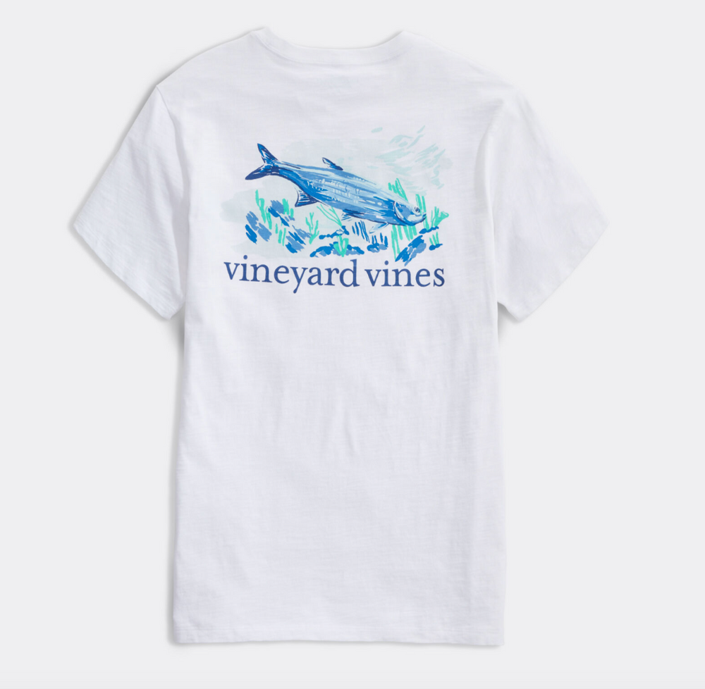 Painted Tarpon T-SHIRT