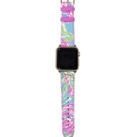 APPLE WATCH BAND TOTALLY BLOSSOM