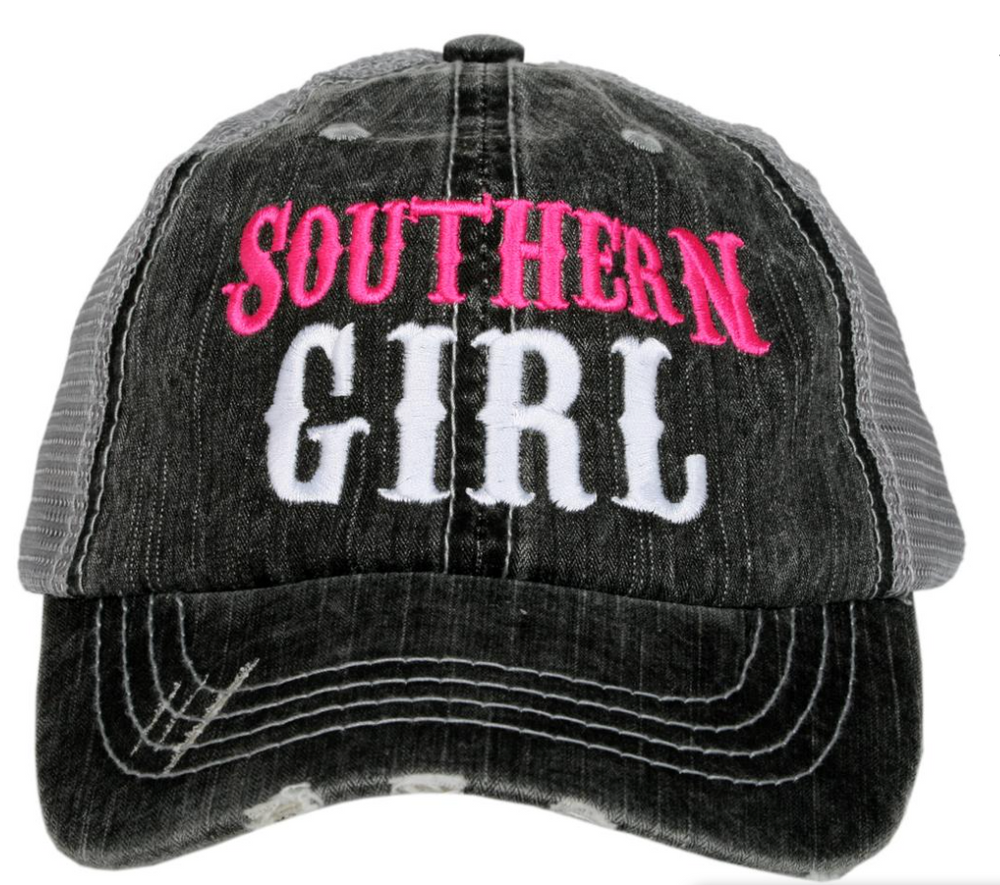 SOUTHERN GIRL KIDS HAT
