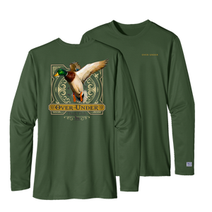 TIMBER TECH DUCK CLUB LONG SLEEVE