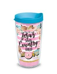 16oz - Simply Southern - Jesus Saved Tumbler