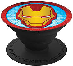 Iron Man Icon Popsocket