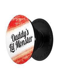POPSOCKET DADDYS LITTLE MONSTER
