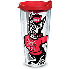 NCSU COLOSSAL WRAP 24 OZ