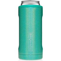 HOPSULATOR SLIM CAN-COOLER - Glitter Peacock