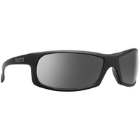 CALCUTTA JEKYLL SUNGLASSES WITH MATTE BLACK FRAME AND GREY LENS