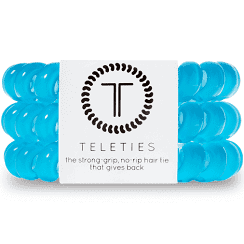 Cool Blue Large Teleties