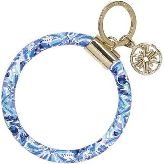ROUND KEYCHAIN HIGH MANETENANCE