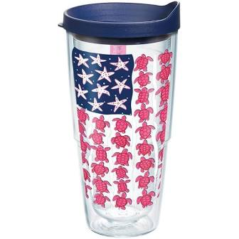 Turtle Flag 24oz