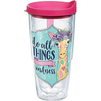 KINDNESS GIRAFFE 24 OZ