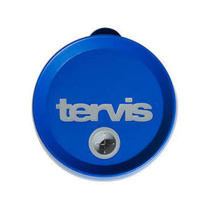 STRAW LID 16 OZ ROYAL BLUE